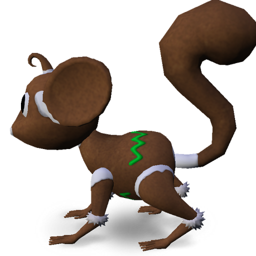 Mossm ♛GingerbreadLE15 Pet