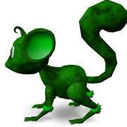Mossm Green Tinsel