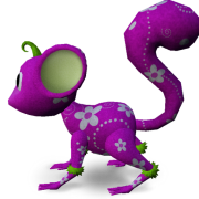 Mossm Pink Paisley FP9