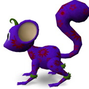 Mossm Purple Flash