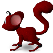 Mossm purest-red-guy
